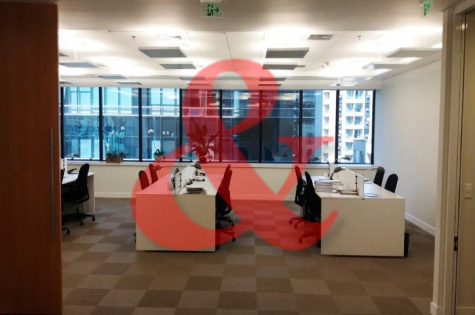 Aluguel laje corporativa mobiliada Berrini SP