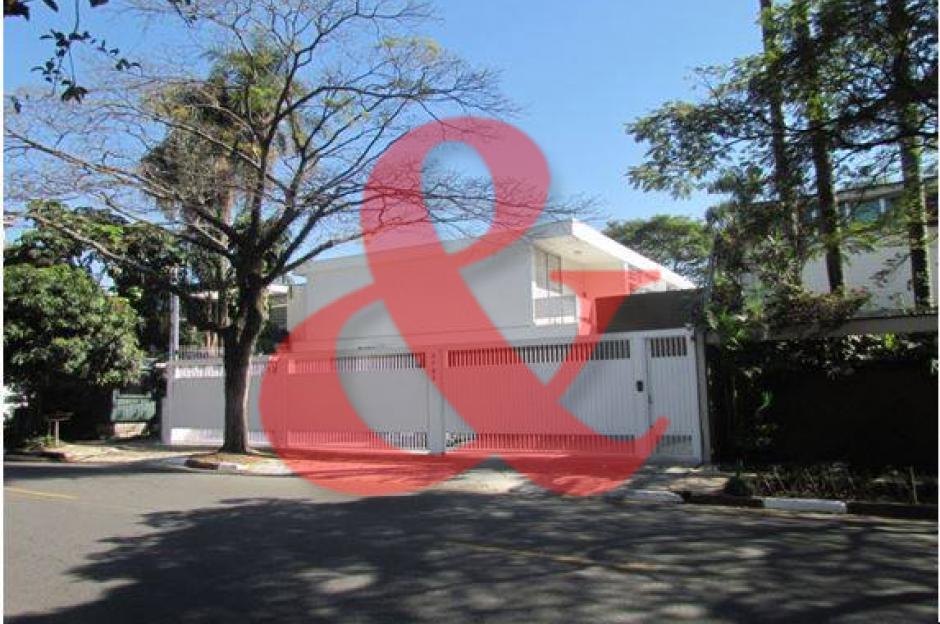 Locação casa comercial Jardim América São Paulo