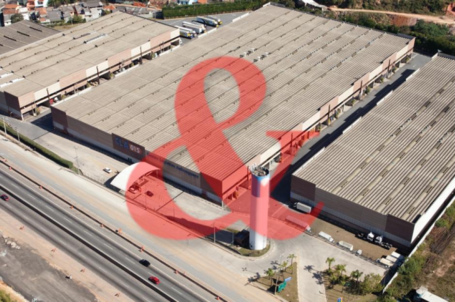 Locação galpão industrial Anhanguera