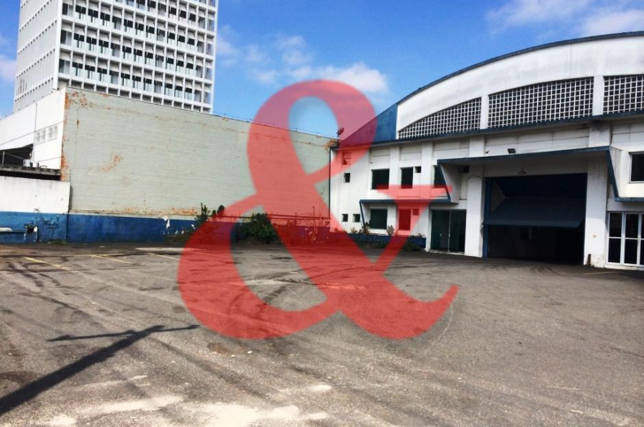 Locação galpão industrial Cambuci São Paulo