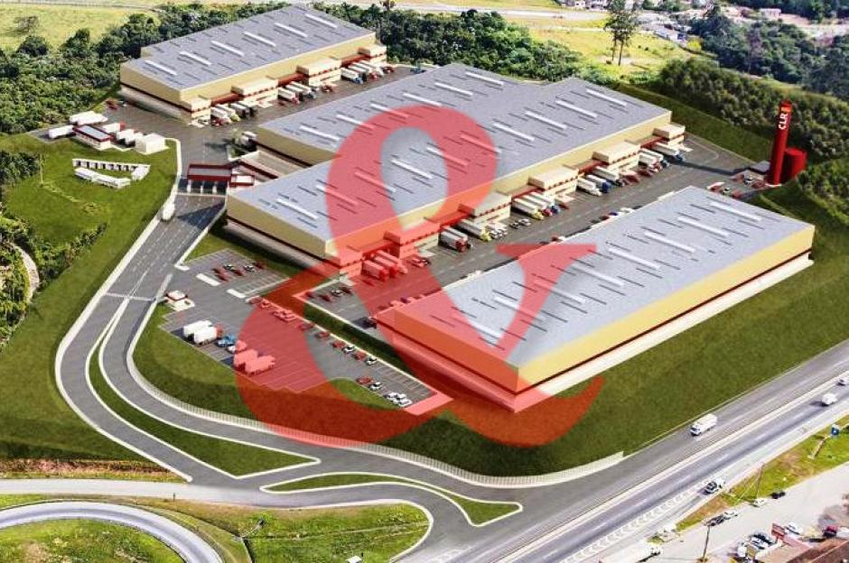Locação galpão industrial Raposo Tavares