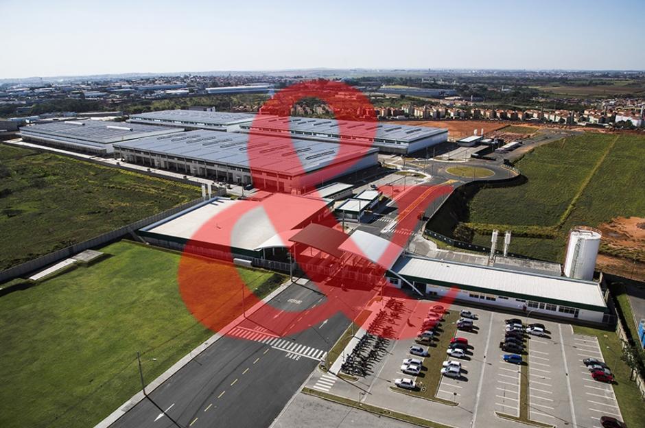 Locação galpões industriais logísticos Campinas