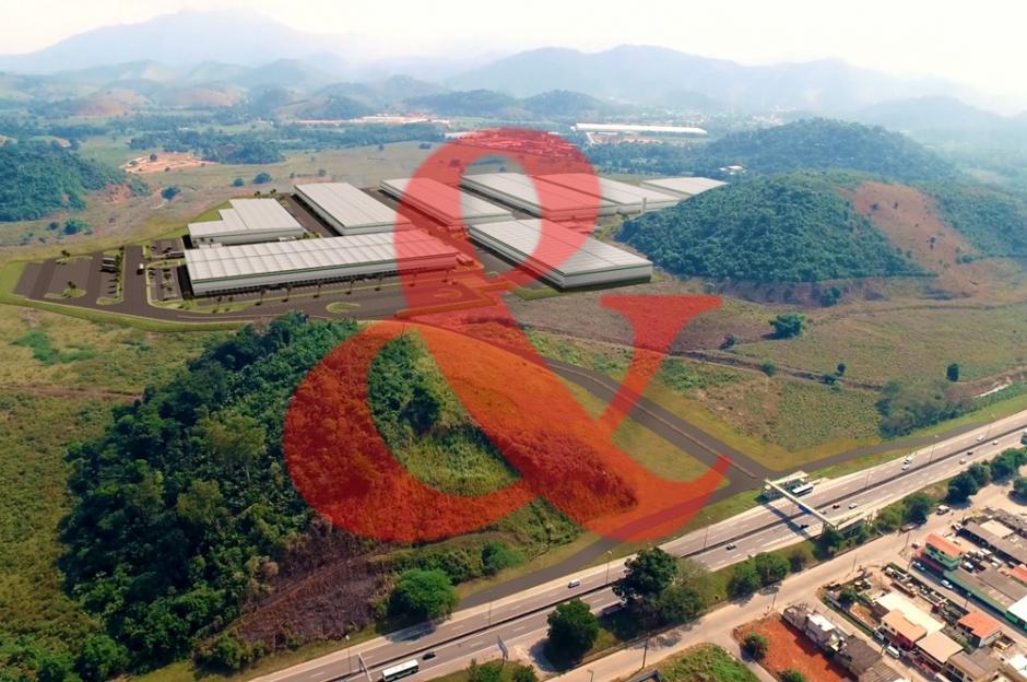 Locação galpão industrial logístico Rio de Janeiro RJ