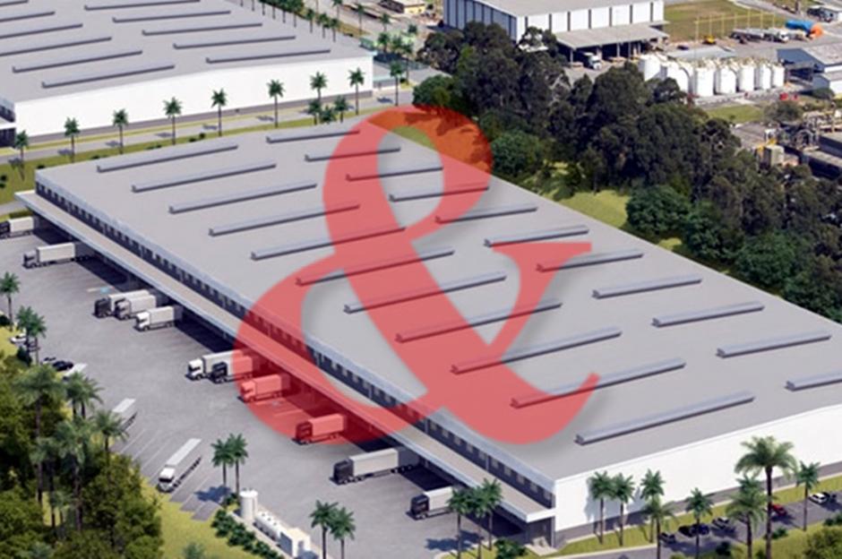 Locação galpão industrial logístico Mauá São Paulo