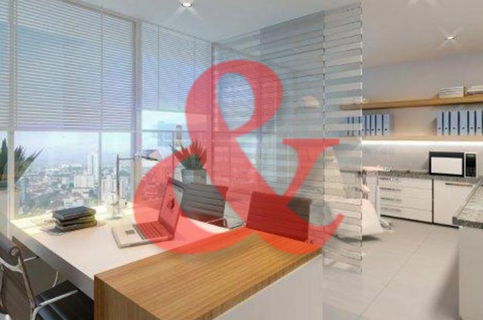 Venda salas comerciais Barão Office Santos