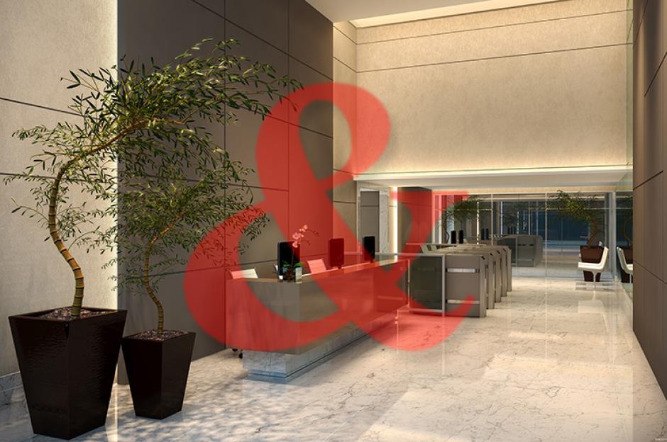 Venda sala comercial The Blue Officemall Santos
